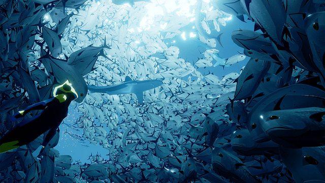 Abzu Mergulha nas Profundezas do Oceano Hoje no PS4