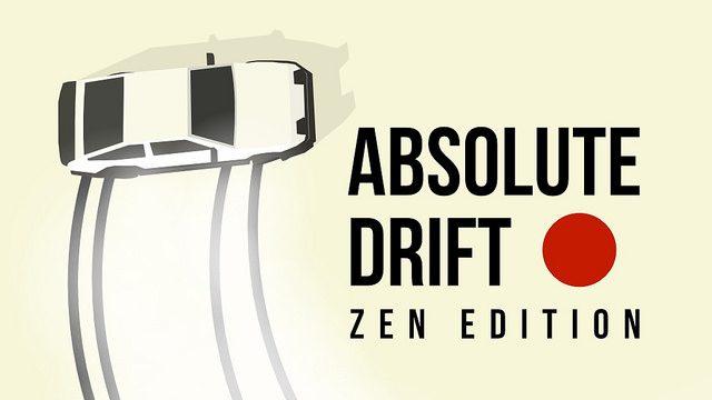 Absolute Drift: Zen Edition Chega ao PS4 em 16 de Agosto
