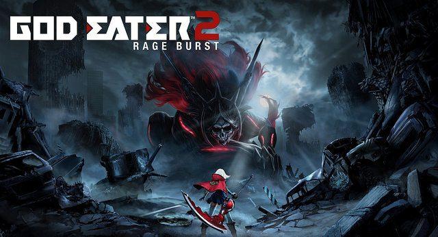 God Eater 2: Rage Burst Chega ao PS4 e PS Vita em 30/8