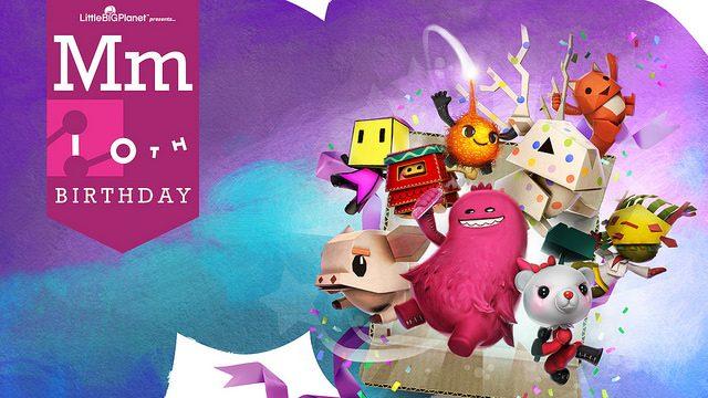 LittleBigPlanet 3 Ganha Grande Atuização de Interface de Usuário, Novo Kit de Nível e Pack de Aniversário da Mm