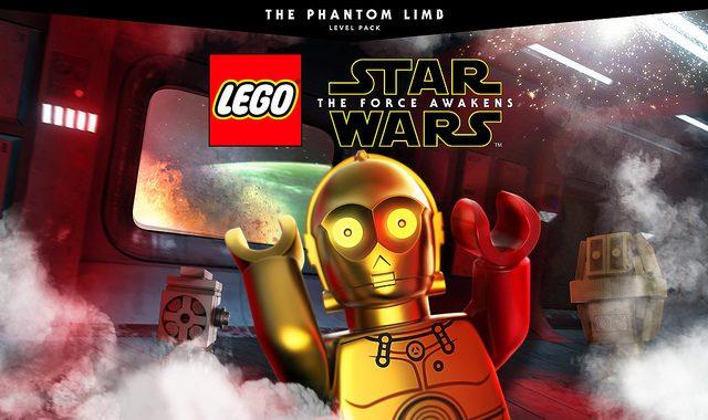 DLC Phantom Limb de LEGO Star Wars: The Force Awakens Chega Hoje