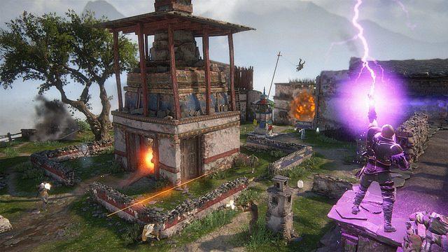 DLC Uncharted 4 Multiplayer: Bounty Hunters Chega Hoje