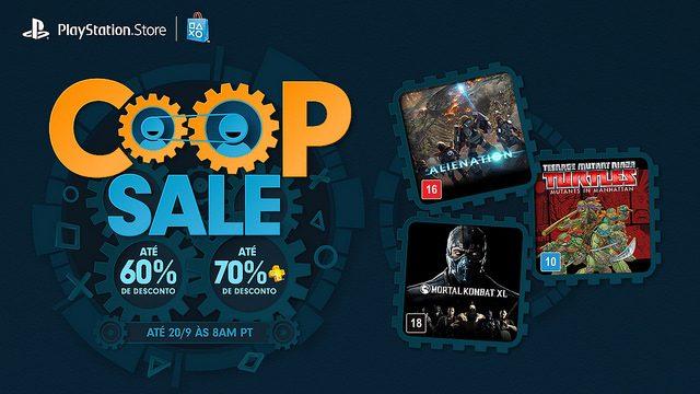 A Co-op Sale Começa Agora: Economize até 60%