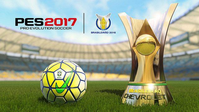 Pro Evolution Soccer 2017 Chega Hoje ao PS4
