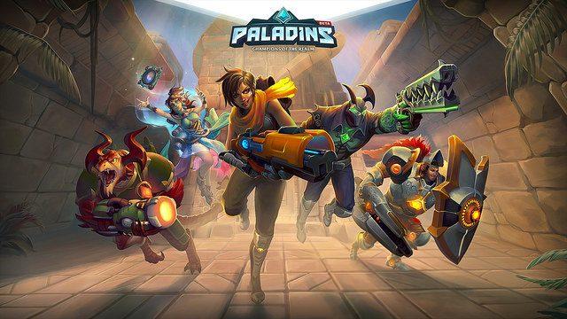 Paladins: Champions of the Realm Está Chegando ao PS4!