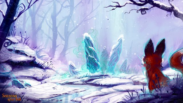 A Aventura Pintada a Mão Seasons After Fall Vai Chegar ao PS4