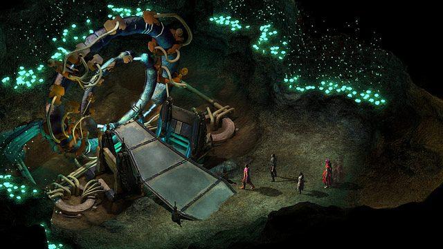 Torment: Tides of Numenera é um RPG Estranho que Vai Chegar ao PS4
