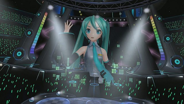 Hatsune Miku: VR Future Live Chega em 13 de Outubro