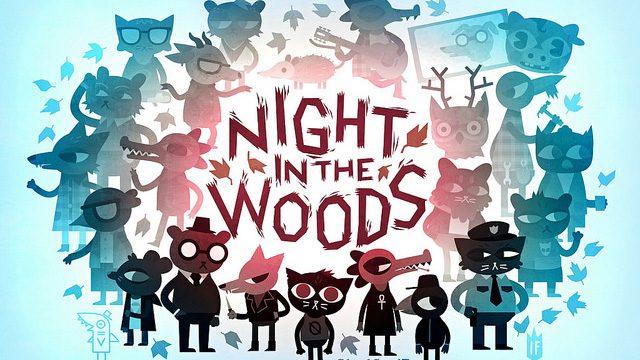 Night in the Woods Chega ao PS4 em 10 de Janeiro