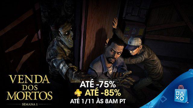 Promoção Venda dos Mortos com até 75% de Desconto em Jogos como Deadlight, Outlast e Mais