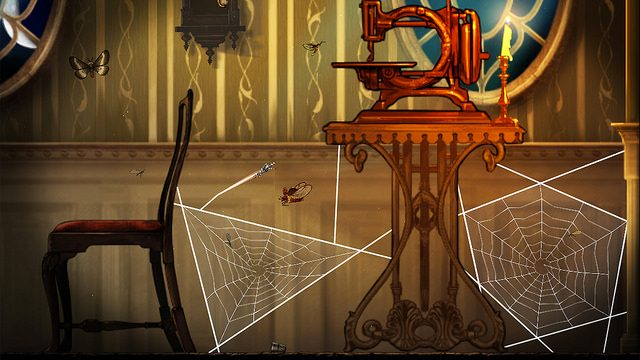Spider: Rite of the Shrouded Moon Chega Rastejando ao PS4 e PS Vita Amanhã