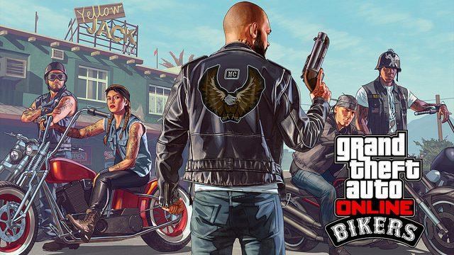 Atualização GTA Online: Bikers Chega Hoje