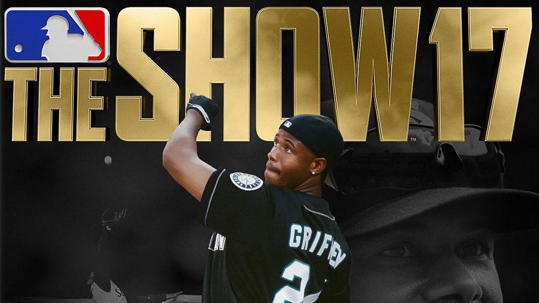 Damos as Boas-vindas a Ken Griffey Jr. em MLB The Show 17!