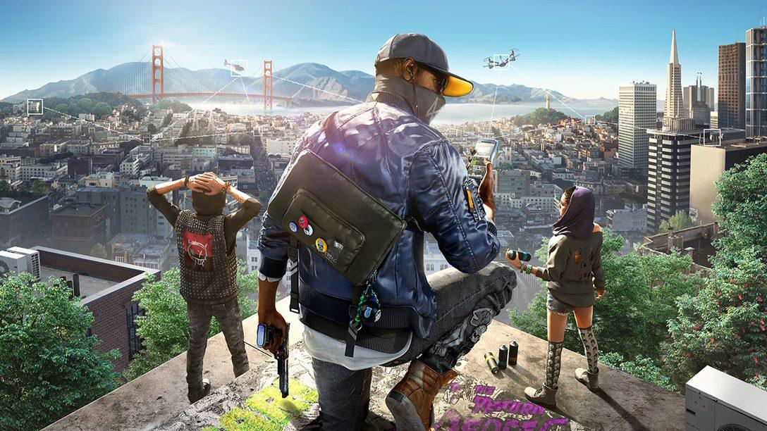 The Drop: Novos Jogos de PlayStation para 15/11/2016