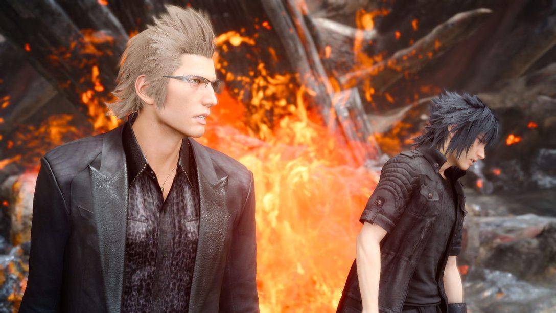 Tudo Que Você Precisa Saber Sobre Final Fantasy XV