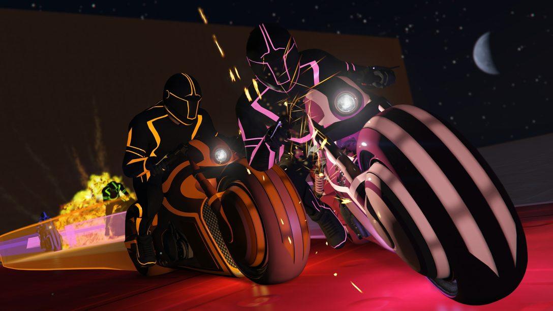GTA Online: Detalhes Sobre Nova Moto e Modo Rabo Quente, Disponíveis Hoje