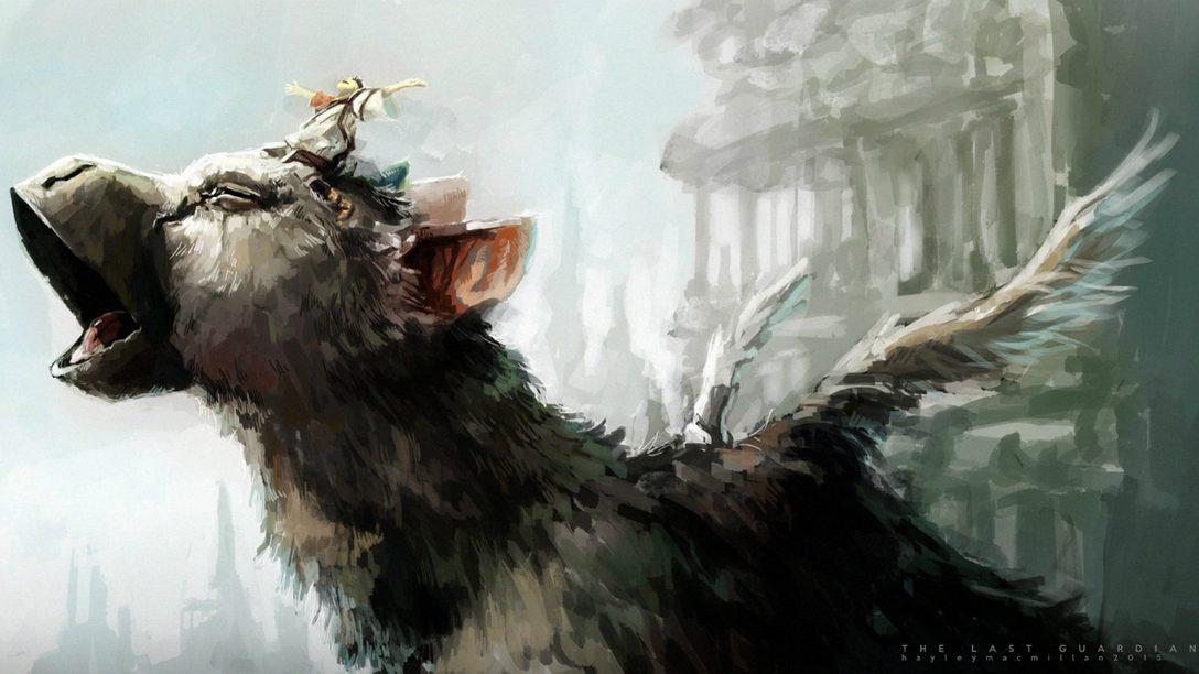 The Last Guardian: Mostra de Fan Art