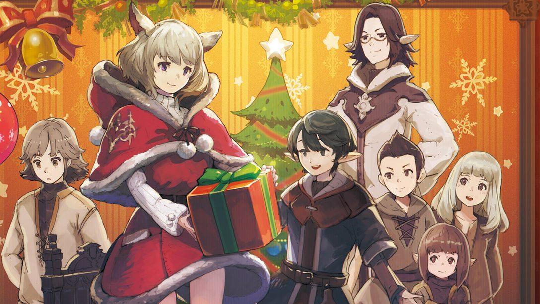 A Starlight Celebration Retorna a Final Fantasy XIV em 15 de Dezembro