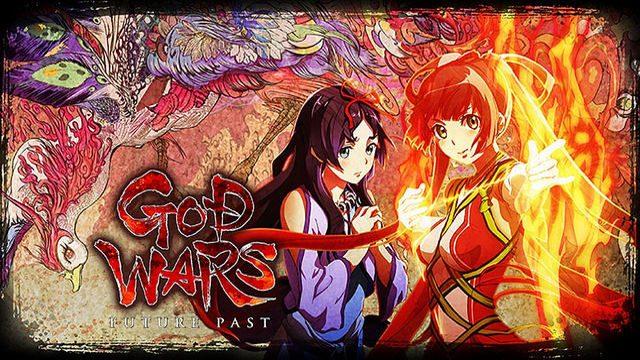 God Wars Future Past Chega ao PS4 e PS Vita em 28 de Março