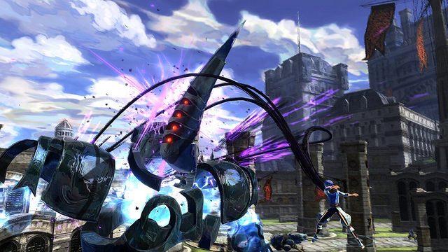 Malicious Fallen Chega ao PS4 em 21 de Fevereiro