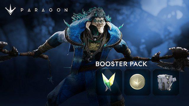PS Plus: Booster Pack Gratuito de Paragon Disponível em 24 de Janeiro