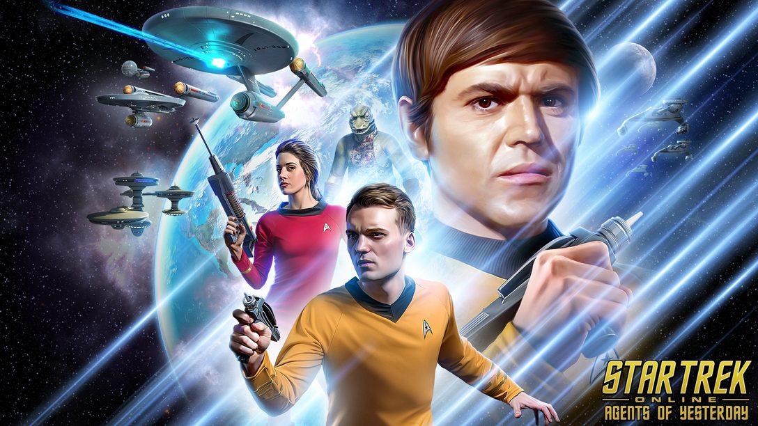 A Expansão Star Trek Online: Agents of Yesterday Estará Disponível em 14 de Fevereiro