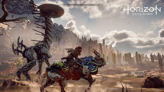 Horizon Zero Dawn: A Origem de Aloy, a Caçadora