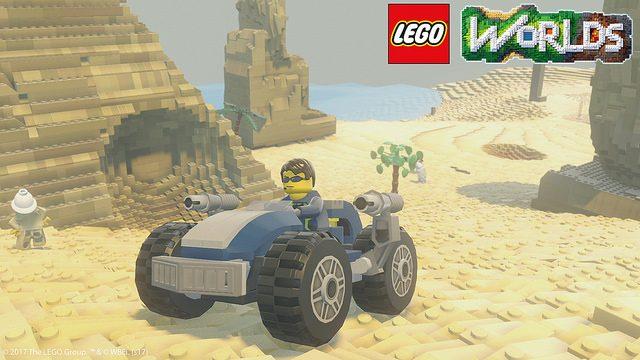 Lego Worlds Chega em Março para o PS4