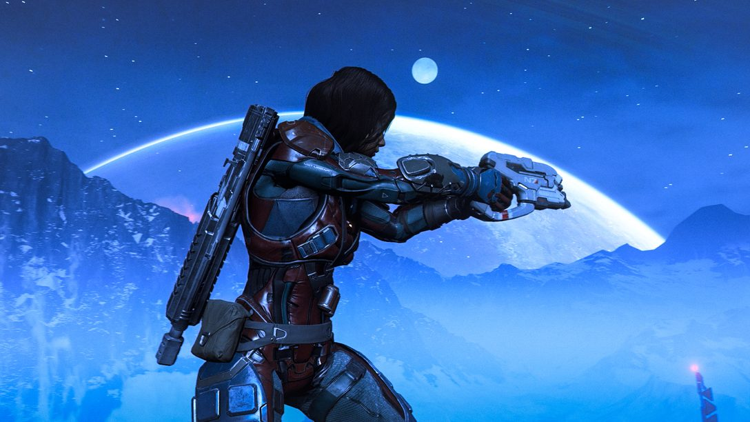 Testamos Mass Effect: Andromeda