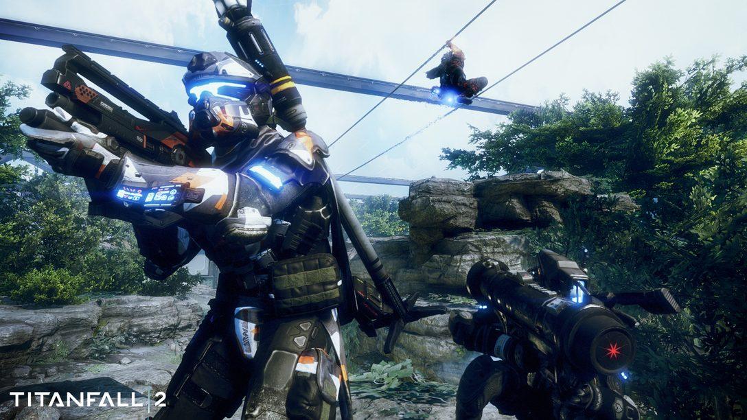 Titanfall 2: Modo Live Fire Chega em 23 de Fevereiro, Confira 5 Dicas da Equipe