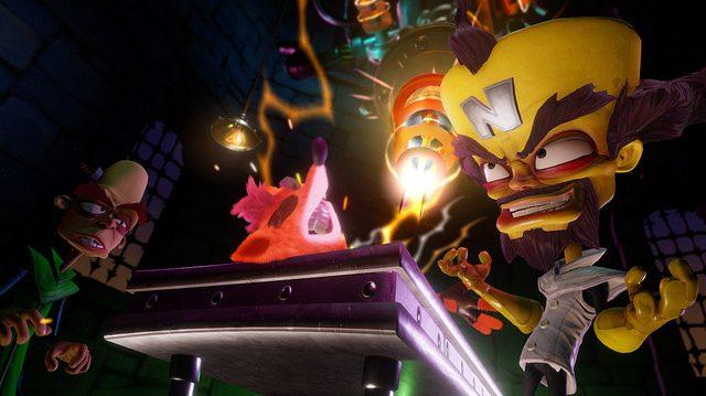 Crash Bandicoot N. Sane Trilogy Chega em 30 de Junho ao PS4
