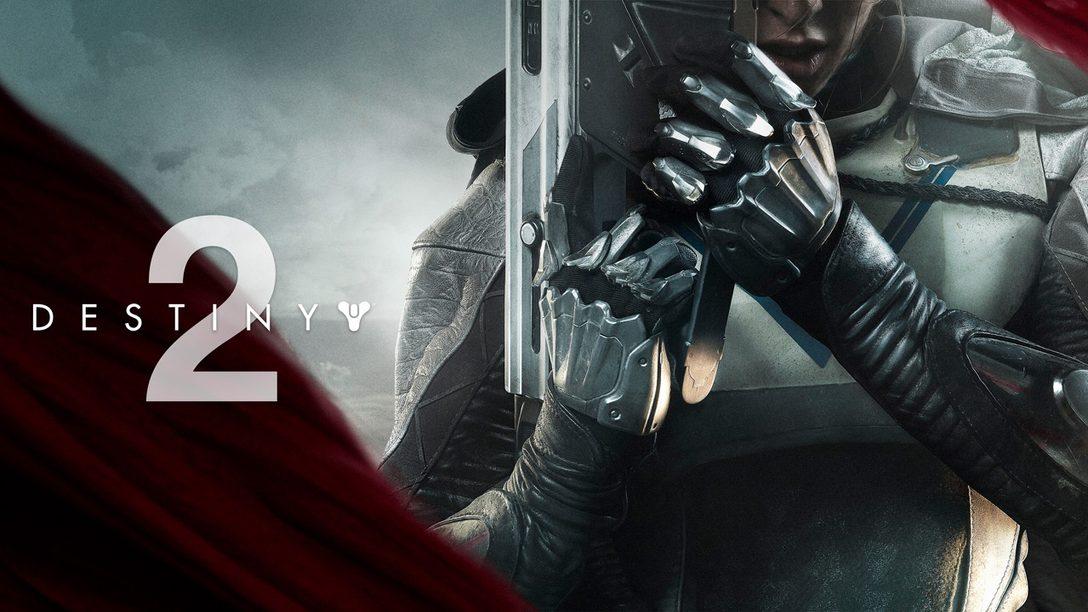 Destiny 2 Chega ao PS4 em 8 de Setembro, Assista ao Trailer de Revelação