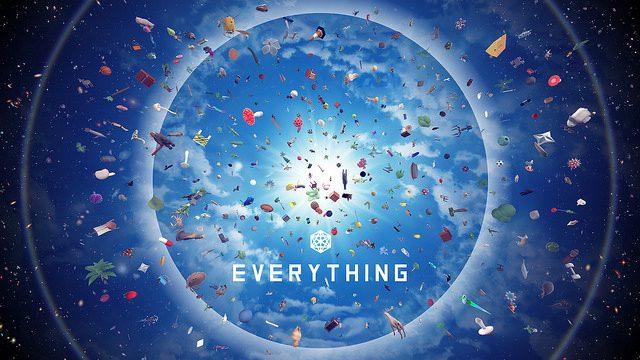 O Universo é Seu para Controlar em Everything, Disponível Hoje para PS4