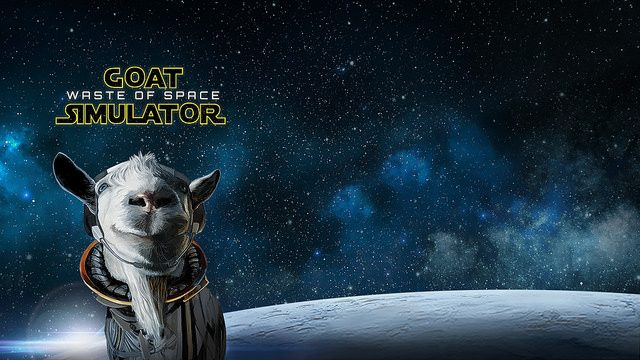 Waste of Space, DLC de Goat Simulator, Disponível dia 21 de Março para PS4