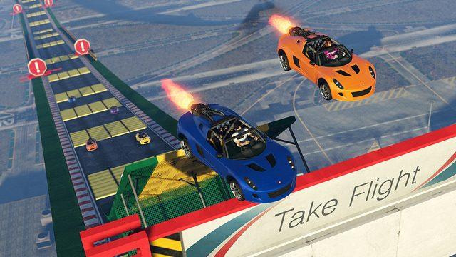 GTA Online: Apresentando o Hijak Ruston e Novas Props para Stunt Race