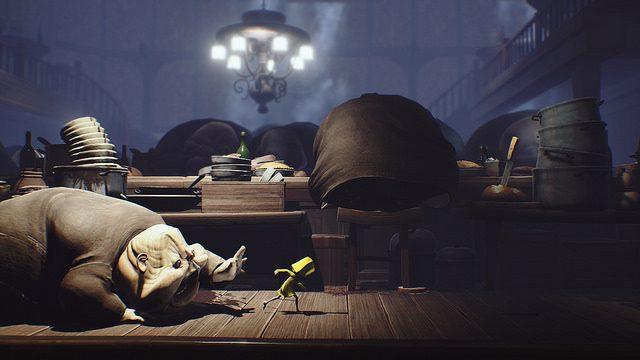 Little Nightmares Chega Hoje ao PS4