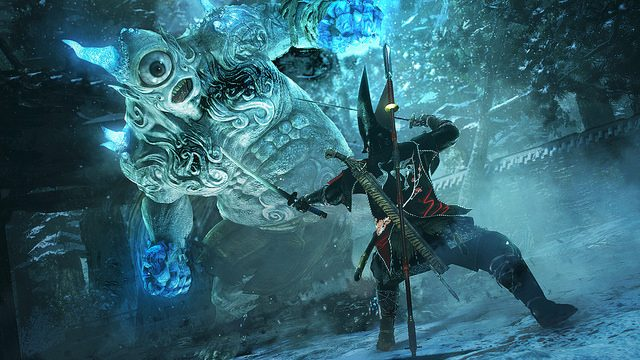 """DLC de Nioh, """"Dragon of the North"""", Disponível em 2 de Maio"""