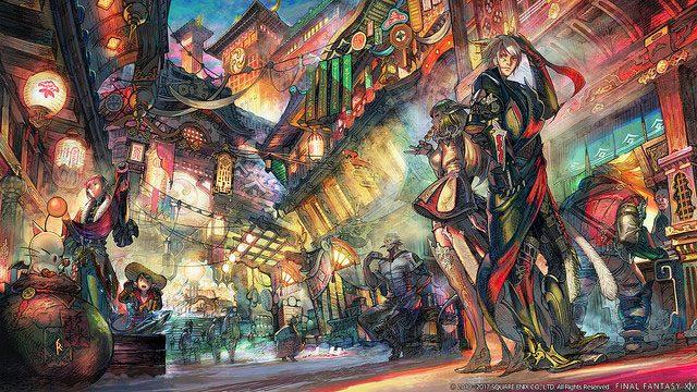 Final Fantasy XIV: Stormblood é um Novo Início