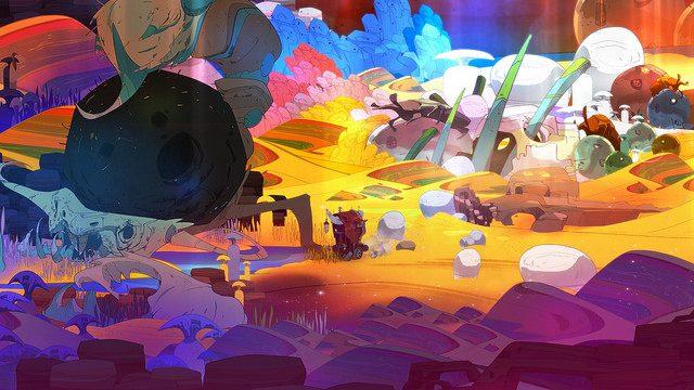 Pyre Chega em 25 de Julho para PS4, Pré-venda Já Disponível