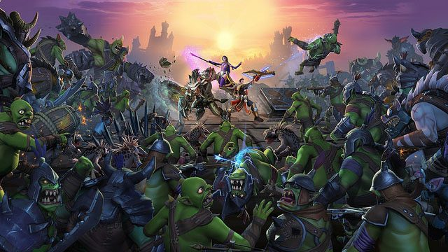 Orcs Must Die Unchained Invade o PS4 em 18 de Julho