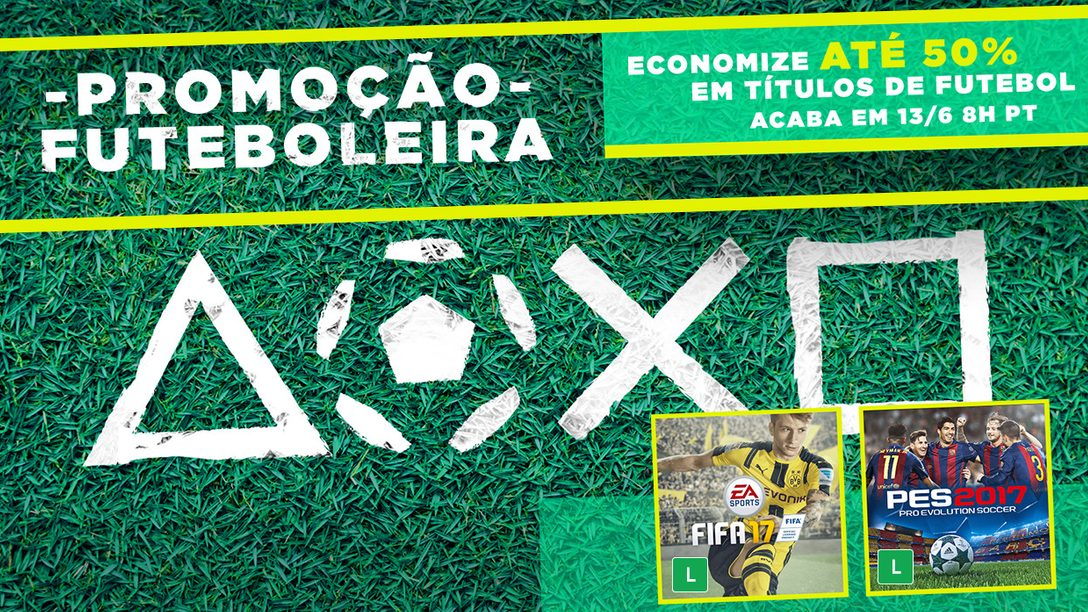 Promoção Futeboleira da PlayStation Store