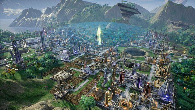 Construa um Novo Lar para a Humanidade em Aven Colony, Disponível Amanhã para PS4