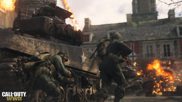 Faltam 30 Dias para o Beta de Call of Duty WWII Beta, Resumo das Divisions