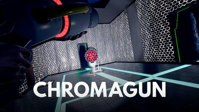 ChromaGun é Tipo Portal, Só que Não – E Chega ao PlayStation 4 em 22 de Agosto