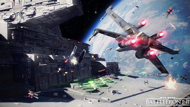 Beta Aberto de Star Wars Battlefront II Chega no Começo de Outubro, Participe da Pré-venda para Começar Antecipadamente