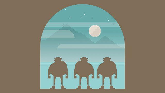 Burly Men at Sea Chega ao PS4 e PS Vita 19 de Setembro
