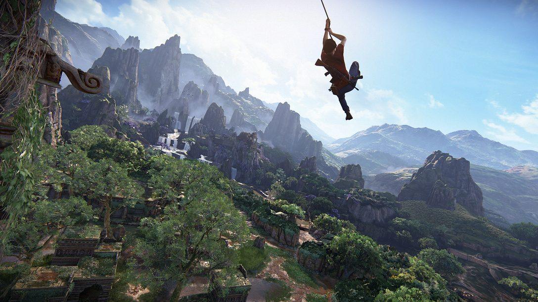 The Drop: Novos Jogos de PlayStation em 22/8/2017