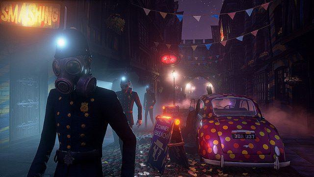 We Happy Few Está Chegando ao PS4 em 13 de Abril de 2018