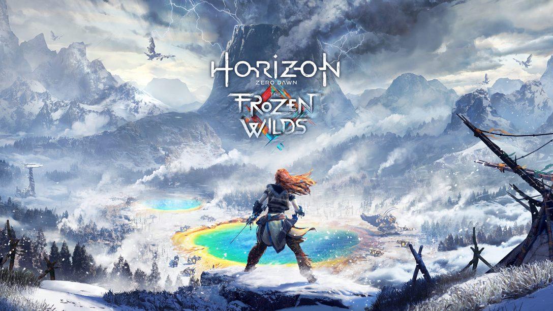 Horizon Zero Dawn: The Frozen Wilds Chega 7 de Novembro