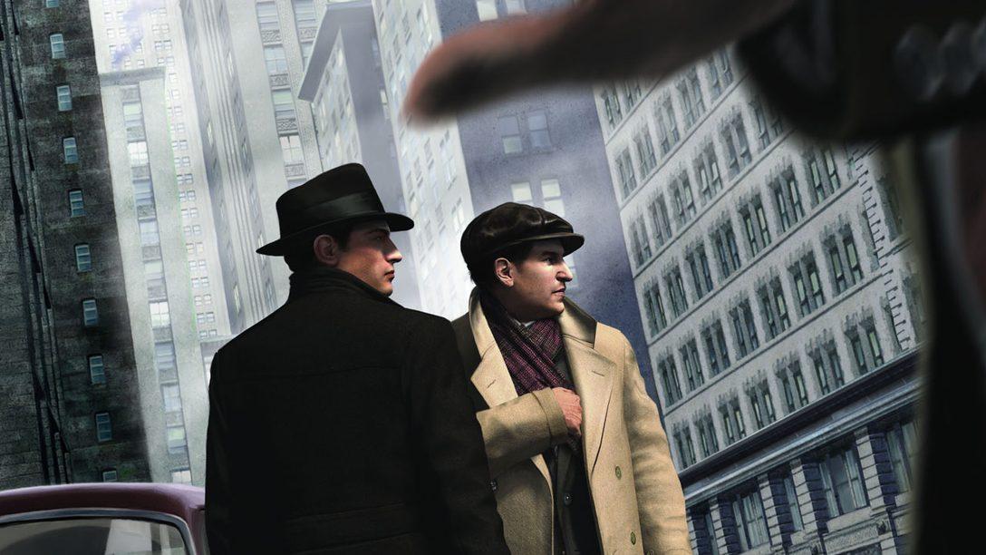 Minha Vida na Mafia (os Games)